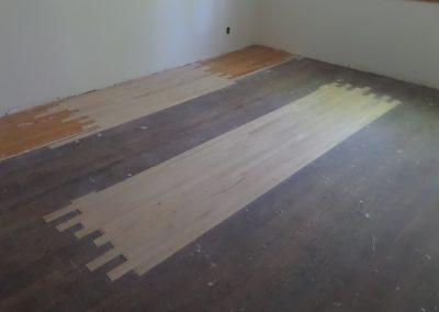 Réparation planchers