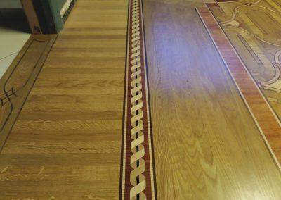Pose et rénovation plancher 5