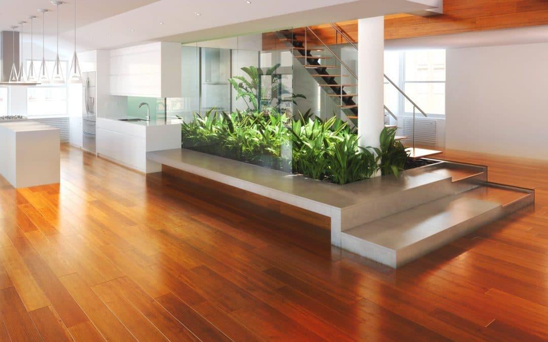 Les 4 avantages du plancher de bois franc