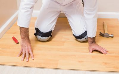 How to install a hardwood floor ?
