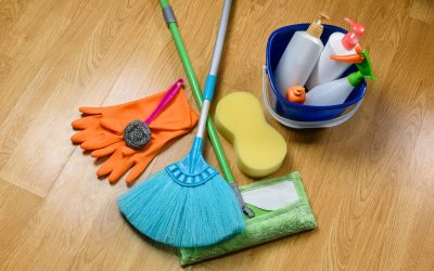 How do you maintain and clean your hardwood floor ?