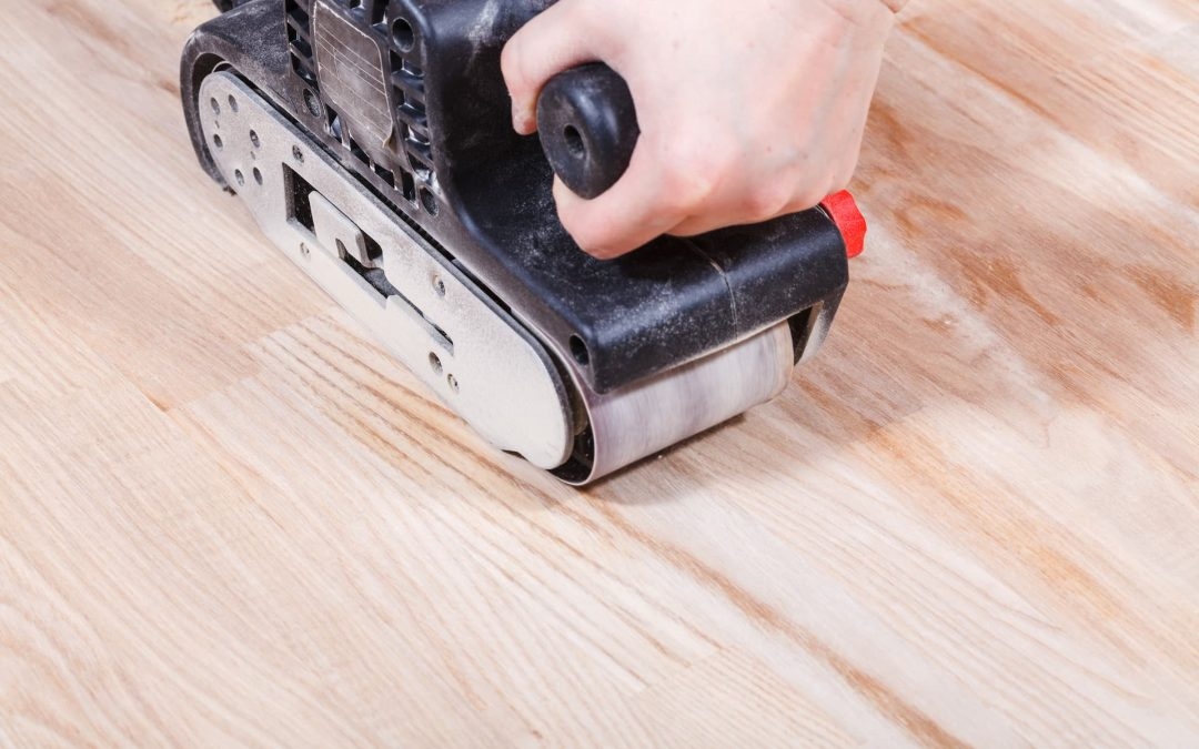 The 5 advantages of floor sanding