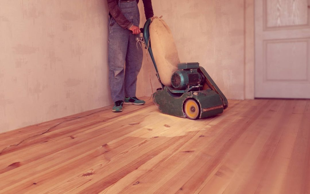 The benefits of dust-free floor sanding