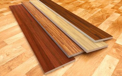 What floor varnishes and stains are available on the market ?